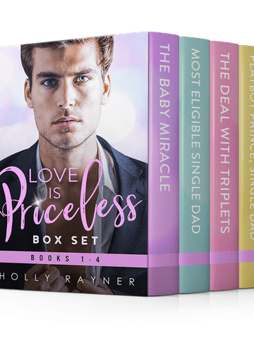 Love Is Priceless Box Set: Books 1 – 4