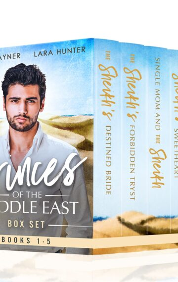 Princes of the Middle East: 5 Book Box Set