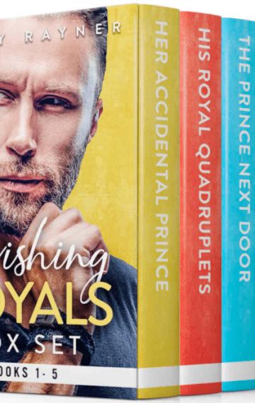 Ravishing Royals Box Set: Books 1 – 5