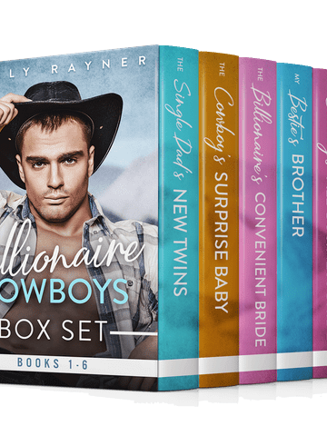 Billionaire Cowboys Box Set: Books 1 – 6