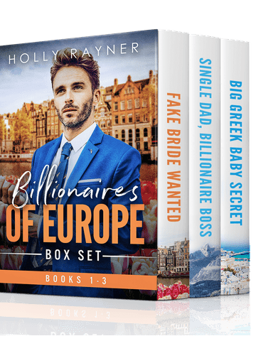 Billionaires of Europe Boxed Set: Books 1 – 3