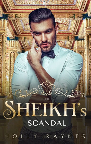 The Sheikh's Scandal